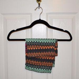 Rip Curl Tribal Print Skirt